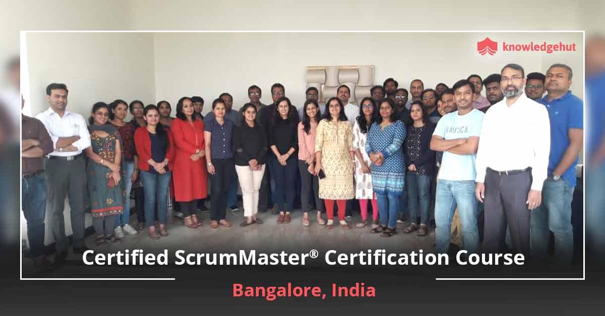 CSM Training in Bangalore   Scrum Master Certification Bangalore