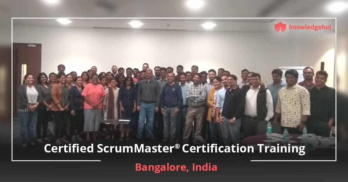 CSM Training in Bangalore | Scrum Master Certification Bangalore