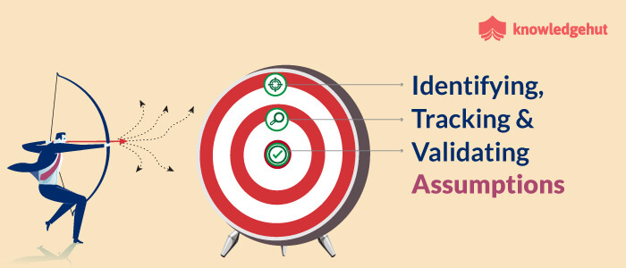 Identifying, Tracking and Validating Assumptions