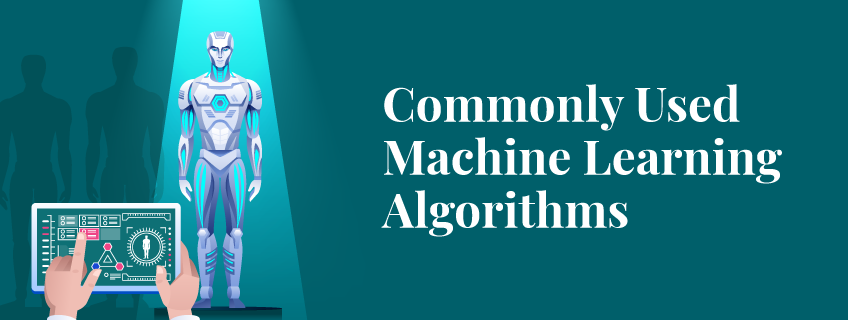 What are the Commonly Used Machine Learning Algorithms?