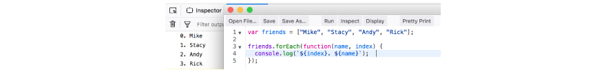 callback functions internally