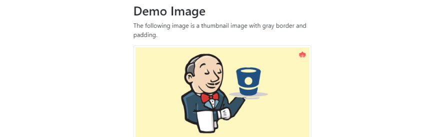 Image Thumbnail in Bootstrap
