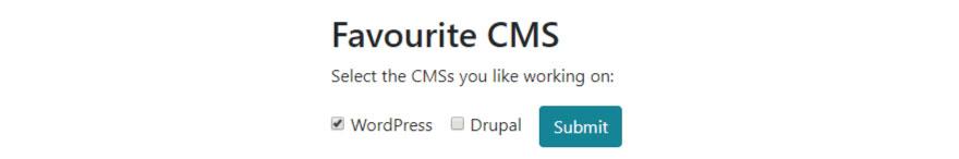 Favourite CMS