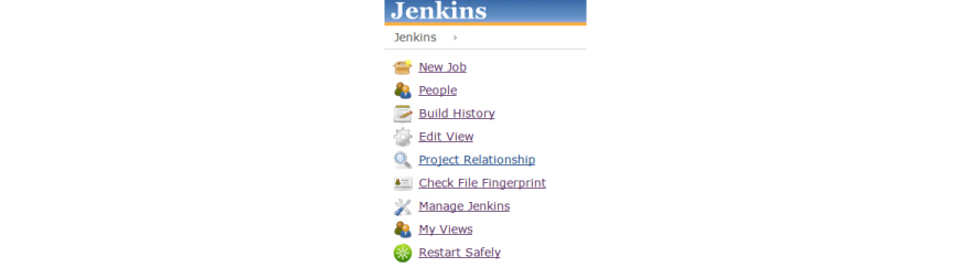 Jenkins Manually