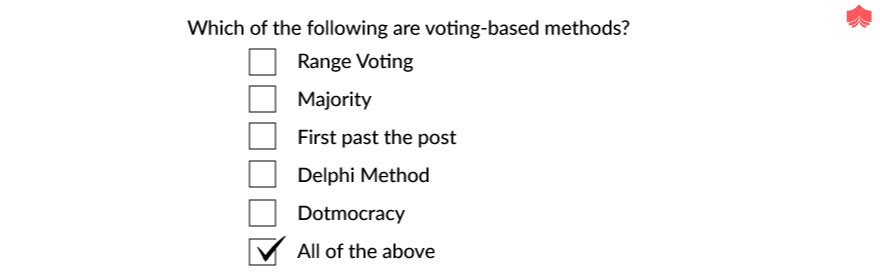 Voting-based methods