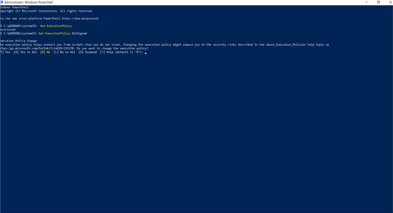 Installation of Node.js and NPM on Windows 10
