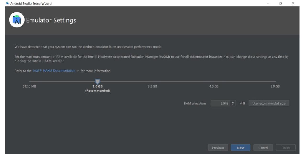 Customize Android Studio