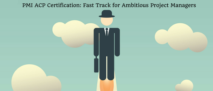 PMI ACP Certification: Fast Track for Ambitious Project Managers