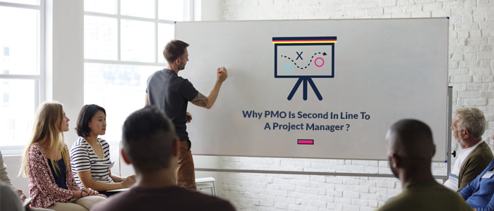 Why A PMO Is Second In Line To A Project Manager ?