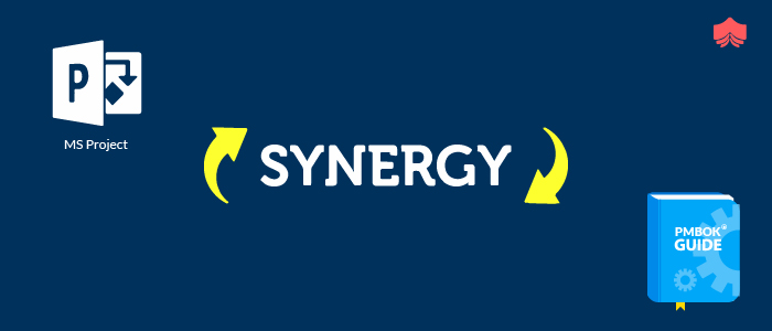 Synergy Between MS Project and PMBOK Guide