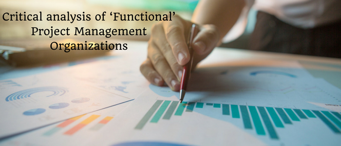 A critical analysis of 'Functional' Project Management Organizations