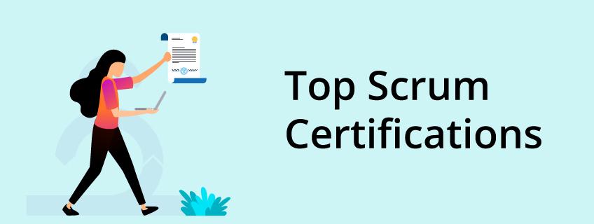 Top Scrum Certifications of 2021