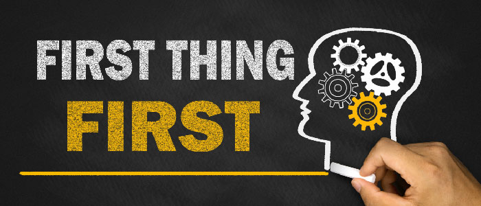 First Things First: Agile Principles Revisited
