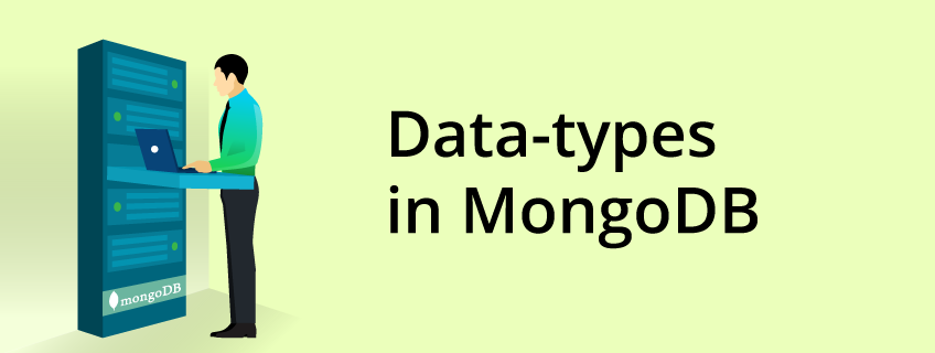 What are the Data-types in MongoDB
