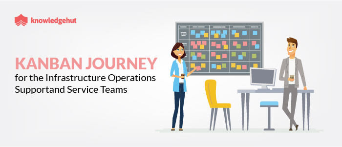 Kanban Journey for the Infrastructure Operations Support and Service Teams