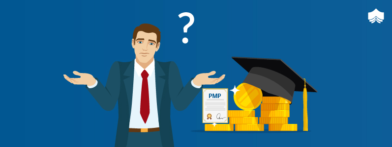 How much does a PMP® Certification cost?