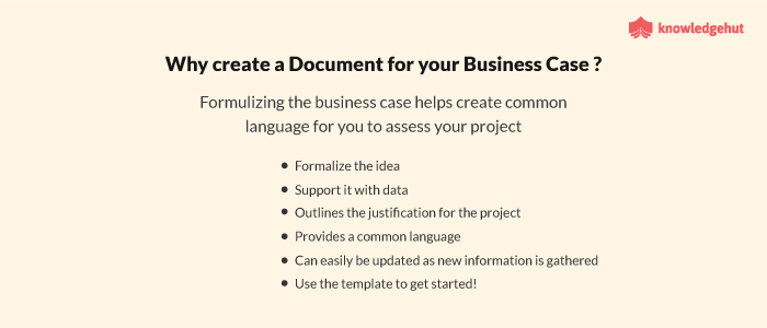 The business case a key artifact of a project managed as per prince2 when should you create the business case document wajeb Gallery