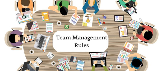 10 Rules Of Team Management From The Other Side Of The World