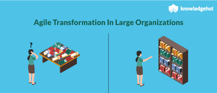 Agile Transformation In Large Organizations