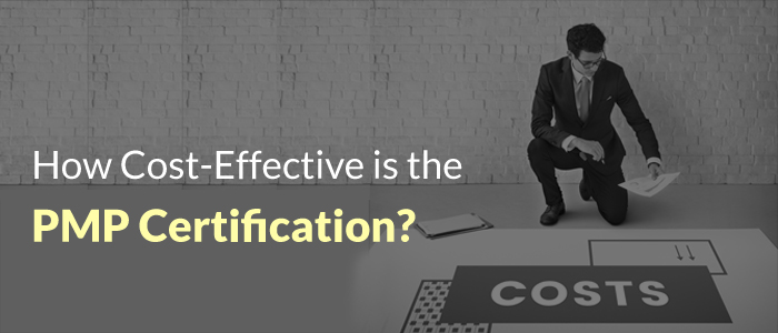 How Cost-Effective is the PMP Certification?