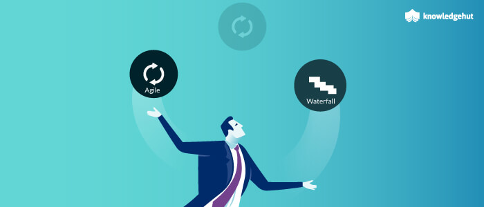 Project management knowledgehut ebooks project management juggling agile with waterfall fandeluxe Images