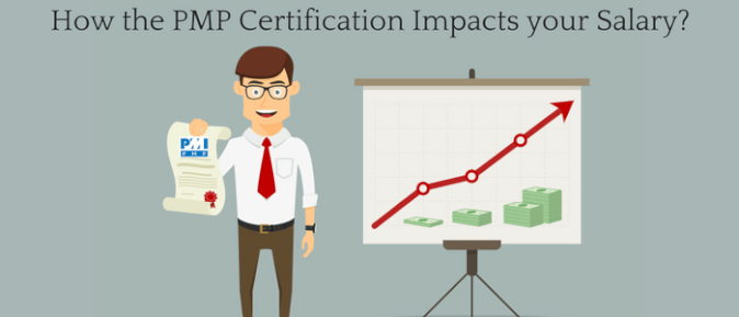 How the PMP Certification Impacts Your Salary?