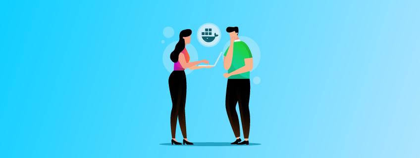 Introduction to Docker, Docker Containers & Docker Hub
