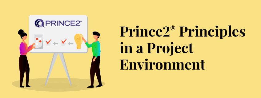 Reflective Understanding of Prince2® Principles in a Project Environment in 2021