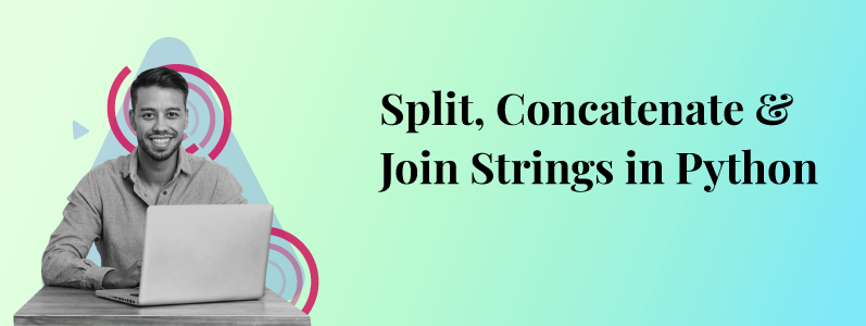 How to concatenate strings using Python