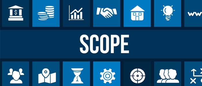 Managing Scope using the 'Decomposition Model'