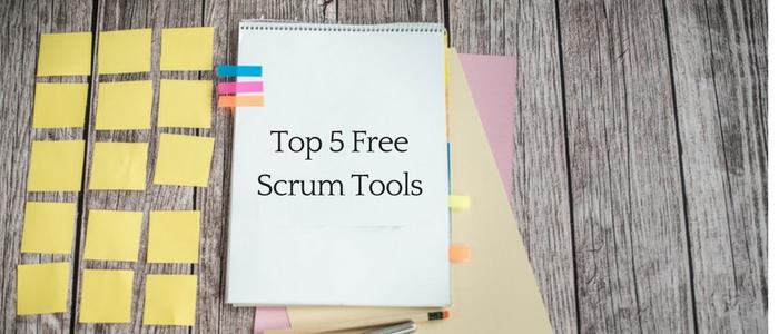 Top 5 Free Scrum Tools