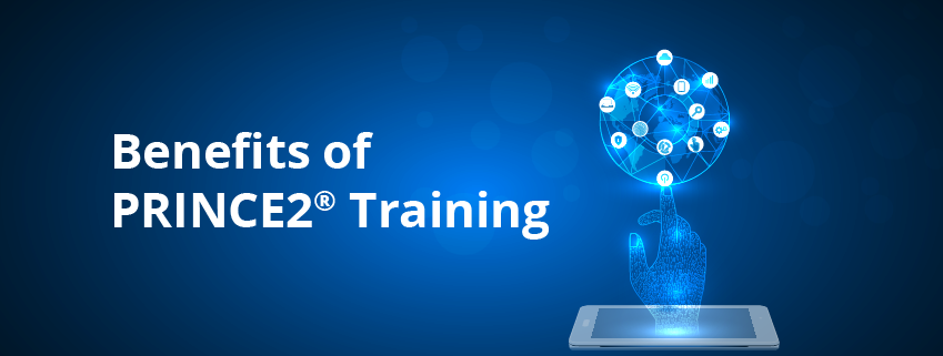 What are the benefits of training for PRINCE2?