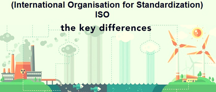Differences Between ISO Standards
