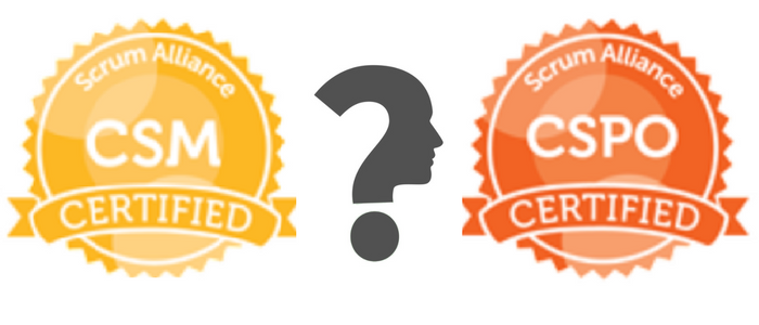 csm or cspo: which certification fits your requirement?