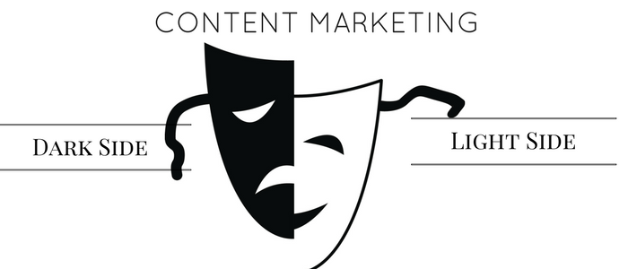 The Light or The Dark Side of the Content Marketing. How to choose the best one?