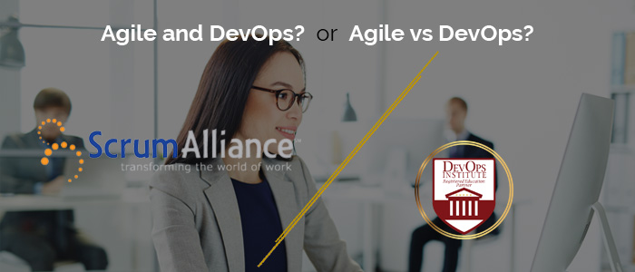 Agile and DevOps Or  Agile vs DevOps: Differences