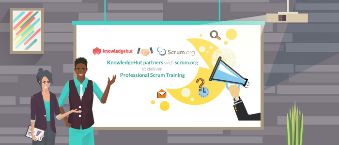 KnowledgeHut Partners With Scrum.org To Deliver Professional Scrum Training