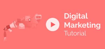 Digital Marketing Tutorial [Video]