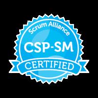 Certified Scrum Master (CSP-SM)