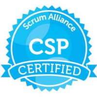 Certified Scrum Professional (CSP)